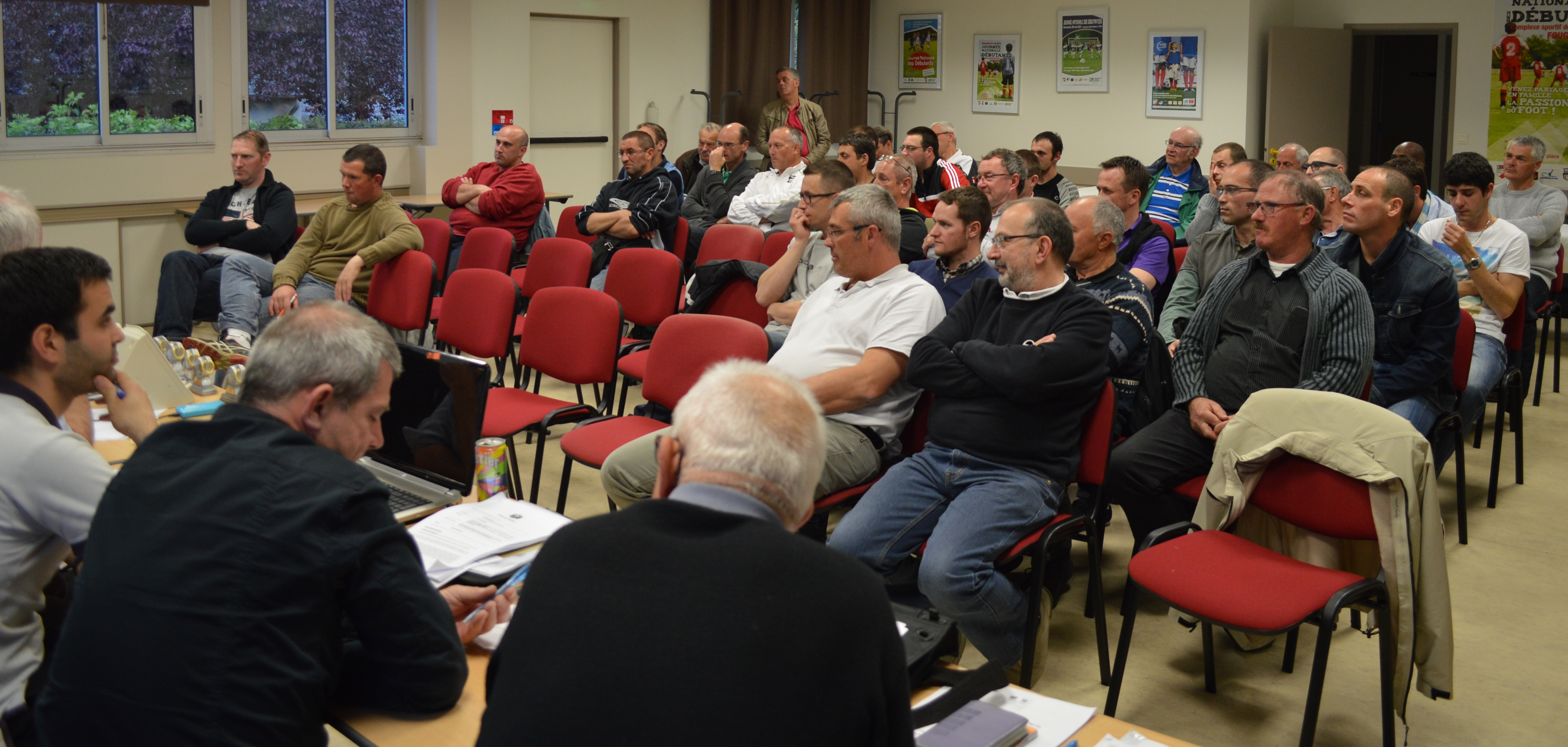 Un auditoire participatif